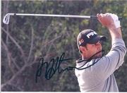 Sports Golf India Autographed Photos