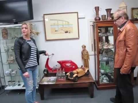 Miss Congeniality visits Amanda Addams