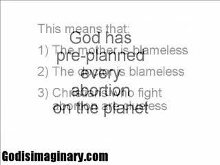 Proving God's Plan is Impossible