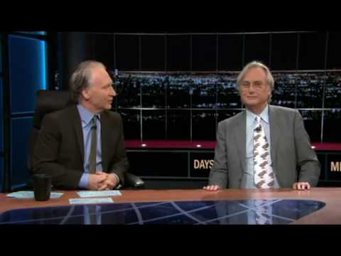 Richard Dawkins on Real Time with Bill Maher (October 2, 2009)