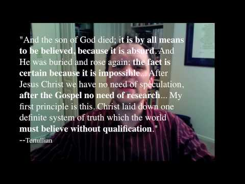 The League of Christian Misology