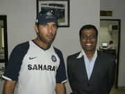 Sports Cricket India Alongwith Personalities