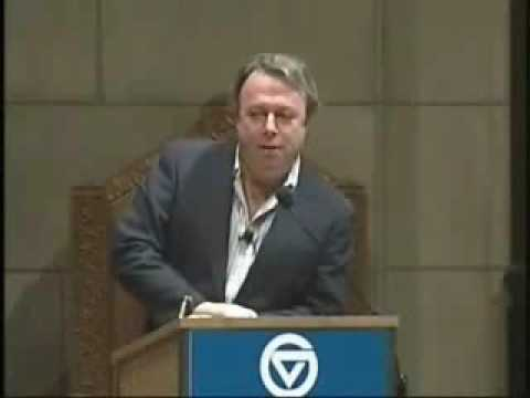 Christopher Hitchens No reason to think there is a god
