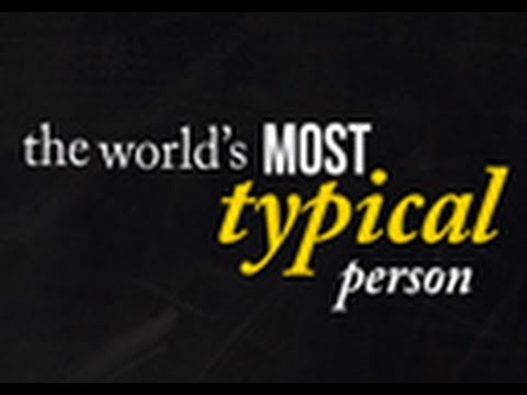 7 Billion: Are You Typical? -- National Geographic Magazine