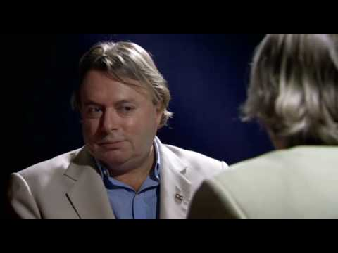 Hitchens and Fry vs. Ann Widdecombe on The Ten Commandments