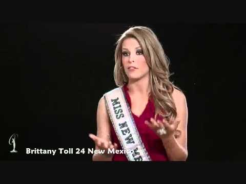 Miss USA 2011 Should Evolution be taught in school?