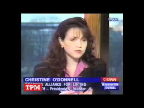 Christine O'Donnell's Greatest Hits (so far)