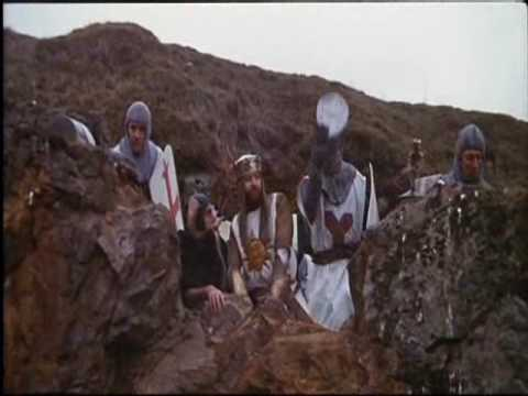 Monty Python and the Holy Grail - Killer Rabbit