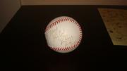 Richie Rich signed baseball