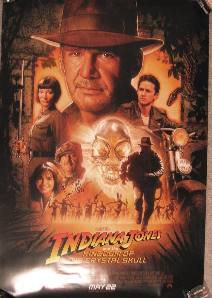 Indiana Jones: Kingdom of the Crystal Skull