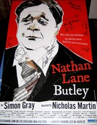 Butley Poster Signed