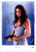 Summer (River) Glau Print