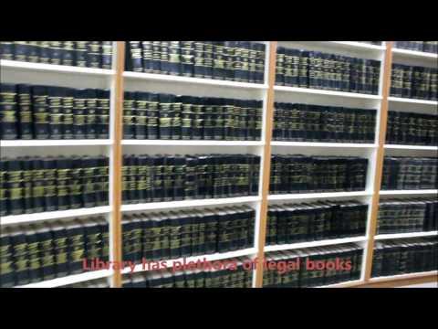ILNU Library Virtual Tour