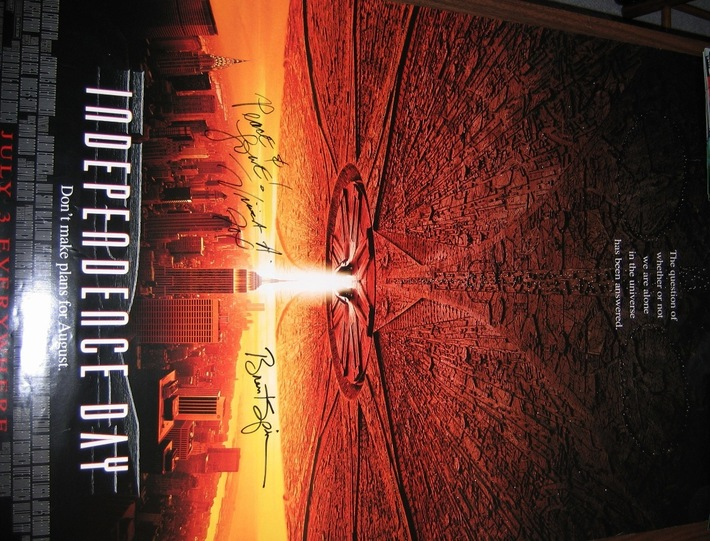 Independence Day DS Poster