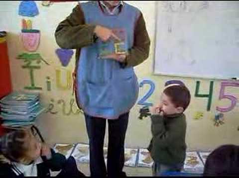 Aprender en Preescolar