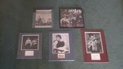 All my Yardbirds Autographs
