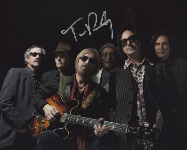 Tom Petty Authenticity Check