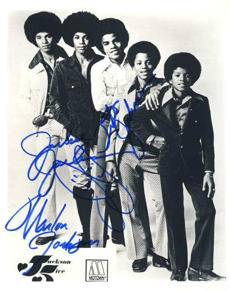 The Jacksons Authenticity Check