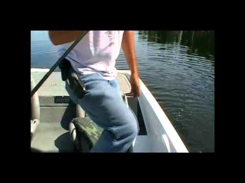Florida Bass Fishing on The Butler Chain of Lakes