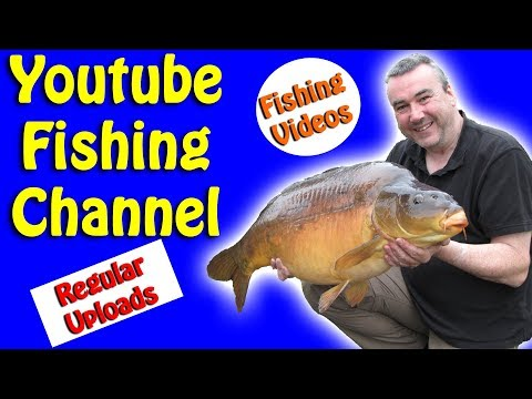 YouTube Fishing Channel - Fishing Videos from Mark Carp