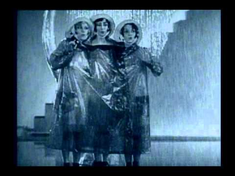 """""""Singing In The Rain"""" 1929 Cliff Edwards and The Brox Sisters"""
