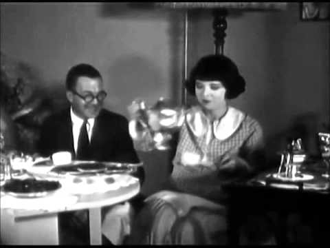 Colleen Moore - Rare Footage from LIFE IN HOLLYWOOD -1927 - With Vintage Music.