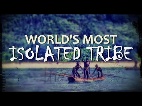 SENTINELESE - World's Most Isolated Tribe