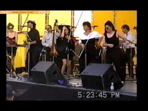Guaracha Latin Dance Band June 18 1995  Semillas De l Ritmo PART TWO