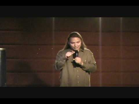 Jim Ruel standup comedy in Portland
