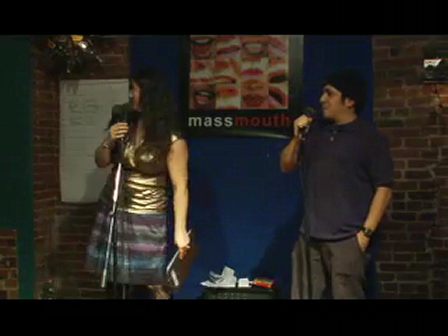 """1st Cambridge Story Slam 1-31-10, Audience Choice WINNER! Jessica Sutich """"Parental Approval Required"""""""