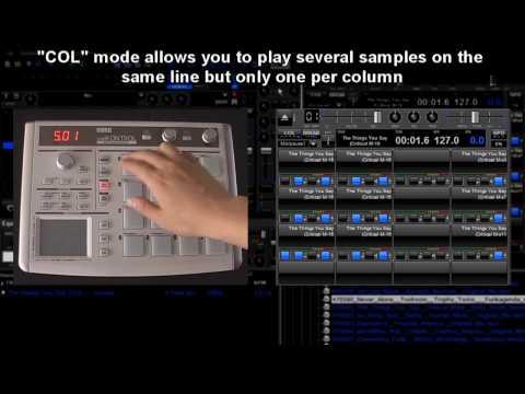 MixVibes PRODUCER - Sampler tutorial - Step 2