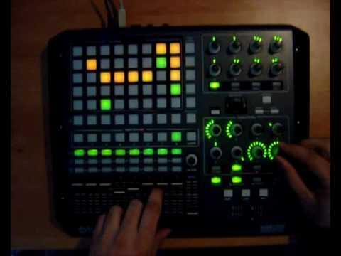 AKAI APC40 demo by DJ Def Cut