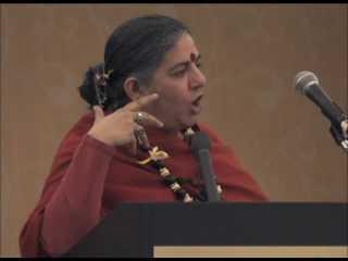 Vandana Shiva - The Future of Food and Seed