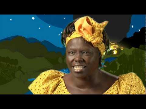 """I will be a hummingbird"" - Wangari Maathai"