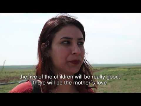 Jinwar: a village for women in Rojava