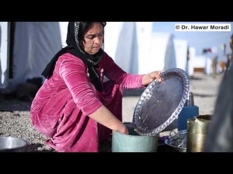 The remnants of the Ezidi genocide (English subtitle)