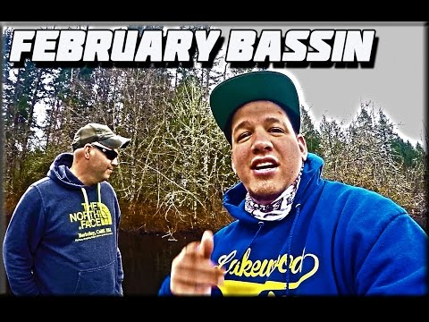 February Bassin' - Washington State