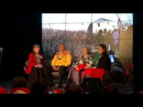 Protecting our Sacred Women (Mother Earth and Indigenous Women) - Nobel Peace Prize Forum 2015