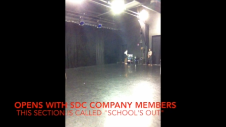 SDC Summer Flash Mob