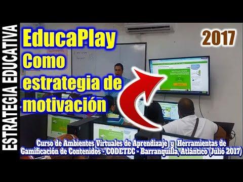 ¿Haz jugado en el aula? - Experiencia con EducaPlay