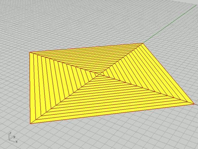 Hyperbolic Paraboloid Origami 2