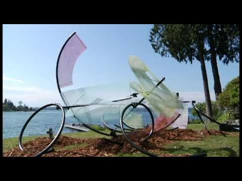 Weatherviz Kinetic Sculpture