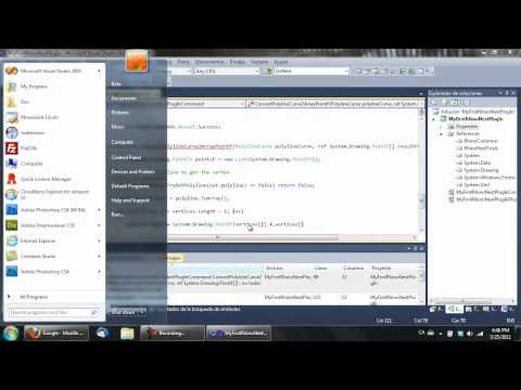 RhinoNest 2.5 SDK - My First Nesting Plugin