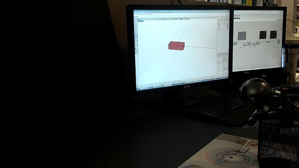Webcam-based object manipulation