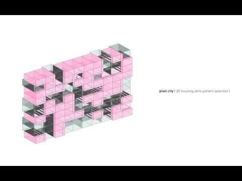 PxCity [ Pixel City Housing Units Pattern Selection ]