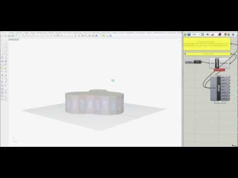 EnergyPlus file (.idf) visualization in Rhino using Grasshopper [A proof of concept]