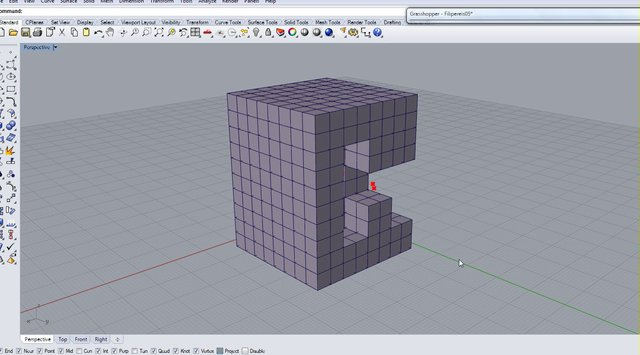 JFR - Decompose box structure by attraction