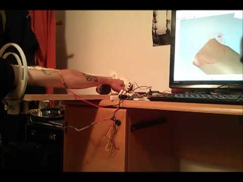 Using Firefly to control Digital Tattoo Machine