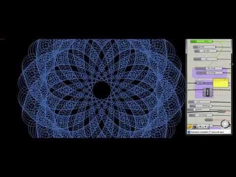 Theoteknika Psytrance Mandalas- Grasshopper Firefly