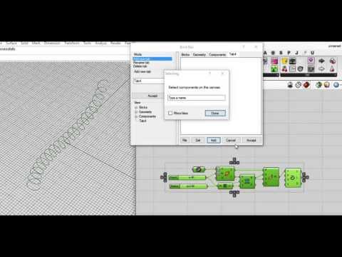 Gh Brick Box component
